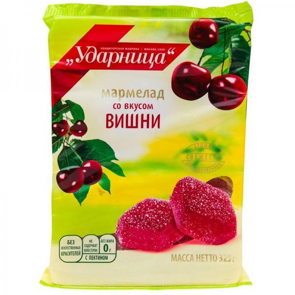 Marmalade with Cherry Flavor, 11.46 oz / 325 g