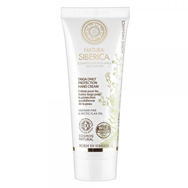 Taiga Daily Protection Hand Cream, 2.5 oz/ 75 Ml