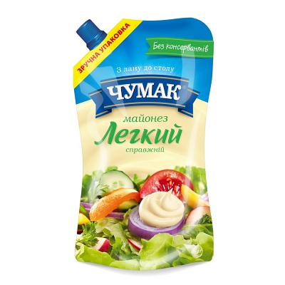 Light Mayonnaise (Chumak), 13.58 oz / 385 g