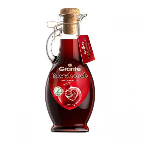 100% Natural Pomegranate Sauce, 12.34 oz / 350 g