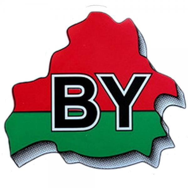 """Sticker """"Belarus"""" #2"""