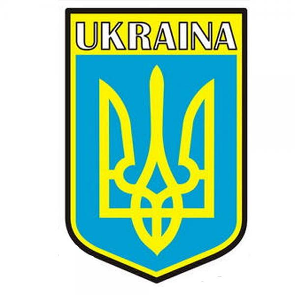 "Sticker ""Ukraine"" #2"