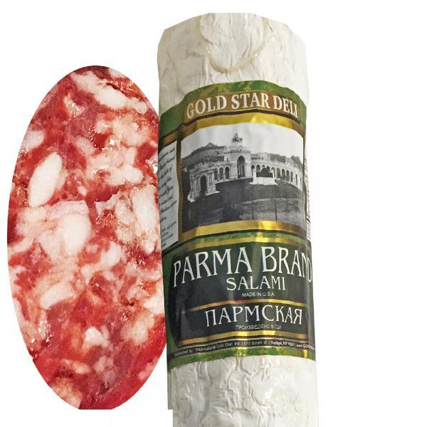 Parma Brand Salami Chunk, 0.9 lb / 0.4 kg