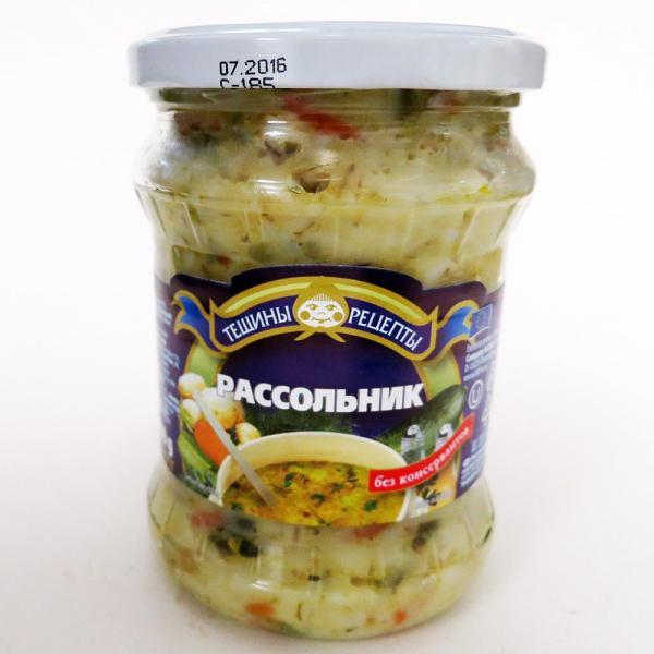 Rassolnik Soup, 16.22 oz/ 460 g