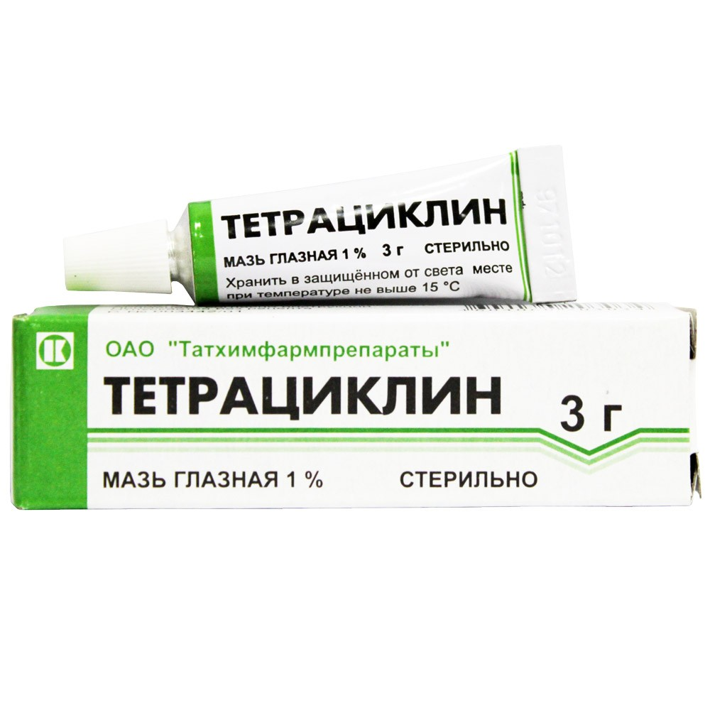 Tetracycline, 3 g