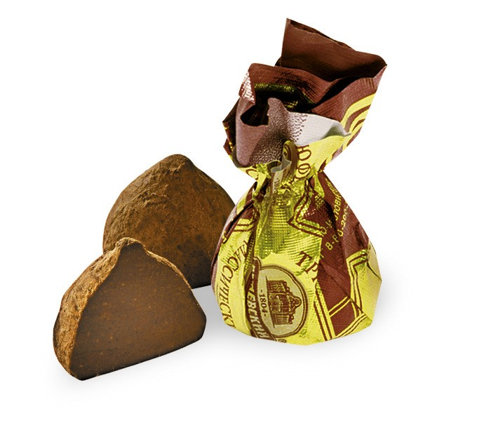 "Candy ""Classic Truffle"" Yellow, 0.5 lb/ 0.22 kg"
