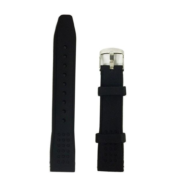 Vostok Silicone Watch Strap