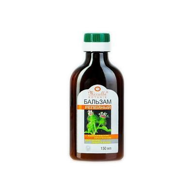 Hair Balm Burdock with Complex of Proteins for Hair Repair, 5.07 oz / 150 ml