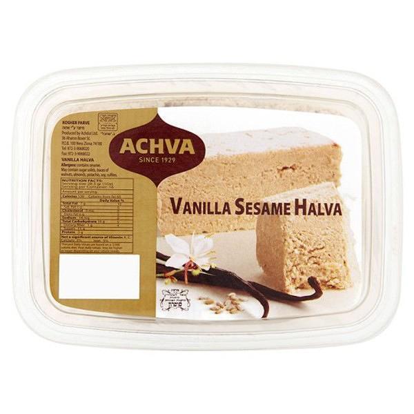 Halva Vanilla Sesame (ACHVA), 16 oz / 454 g