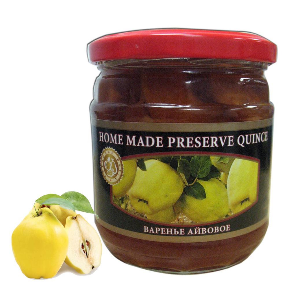 Homemade Quince Preserve, 16.93 oz / 480 g