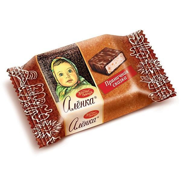 Candy Wafer Alenka Pryanichnaya, 0.5 lb