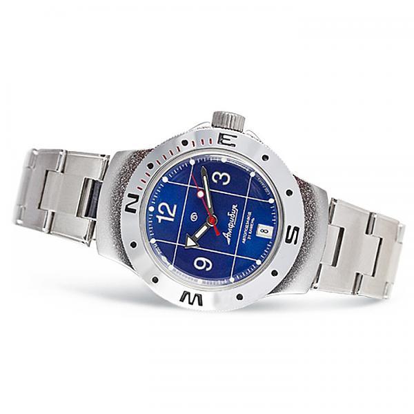 Vostok Amphibian Russian Military Diver Mechanical Men's Watch (060116)