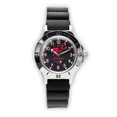 Vostok Amphibian Russian Military Diver's Automatic Men's Watch (120657)
