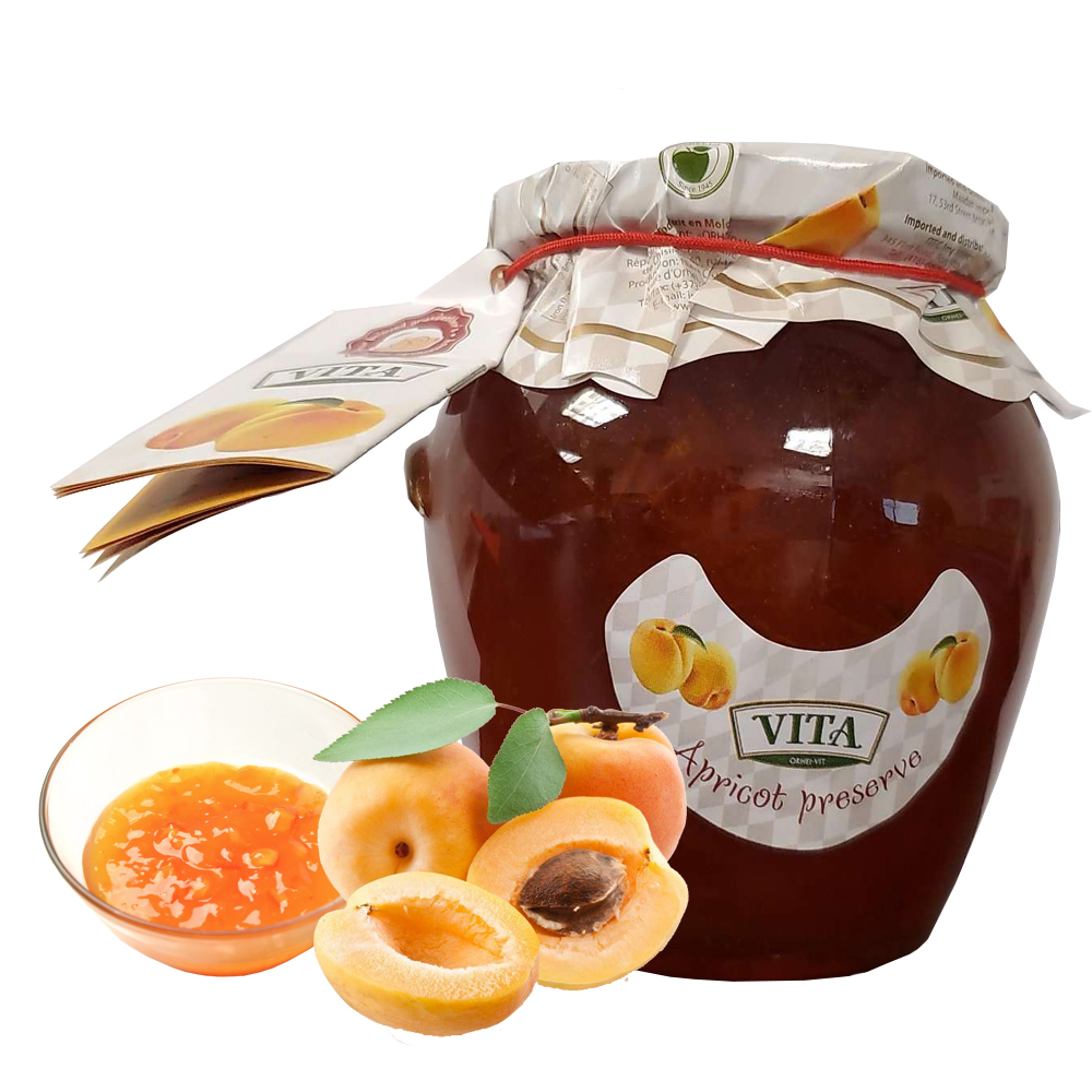 Apricot Preserve, Vita, 670g