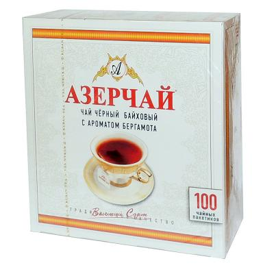 "Black tea with bergamot by ""Azerchay"" 200g"