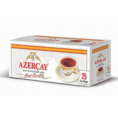 "Black tea with bergamot by ""Azerchay"" 25 bags"