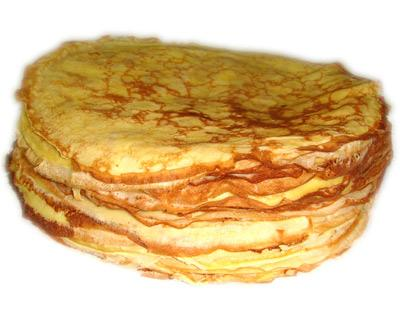 Russian Blini Crepes
