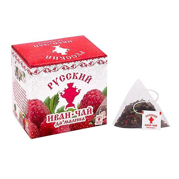 Ivan Tea with Raspberry, 20 pyramids