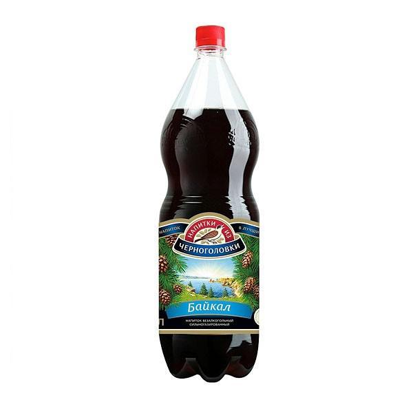 Baikal soda (Chernogolovka), 33.81 oz / 2 L