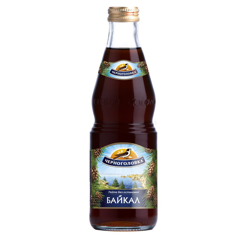 Baikal Carbonated Water, 11.15 oz / 330 ml