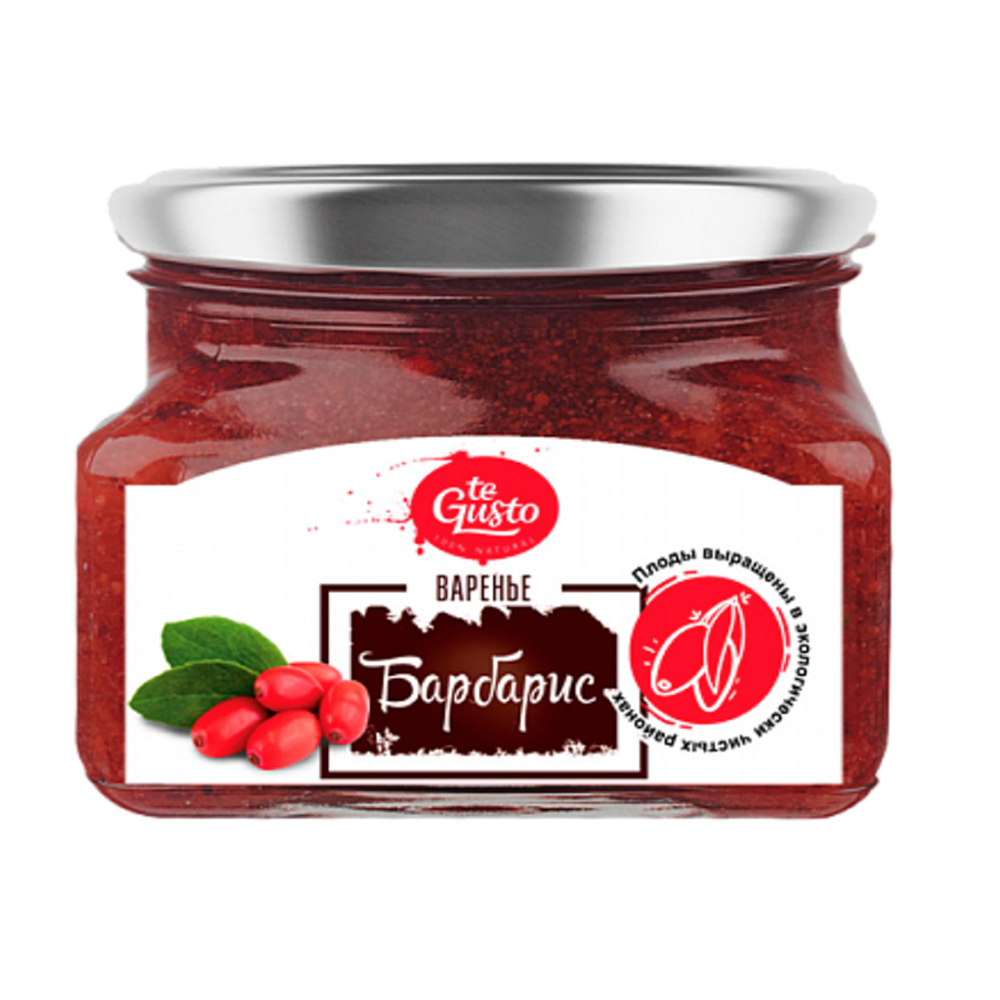 Barberry Preserve ,  470g