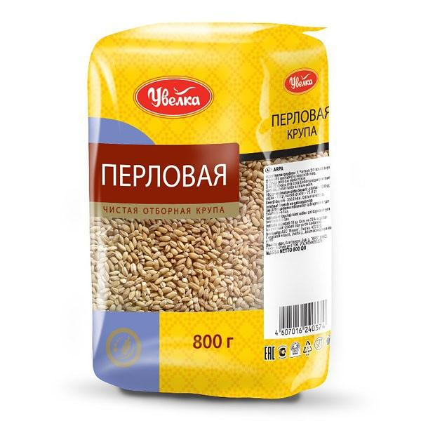 Pearl Barley Groats, 1.76 lb / 800g