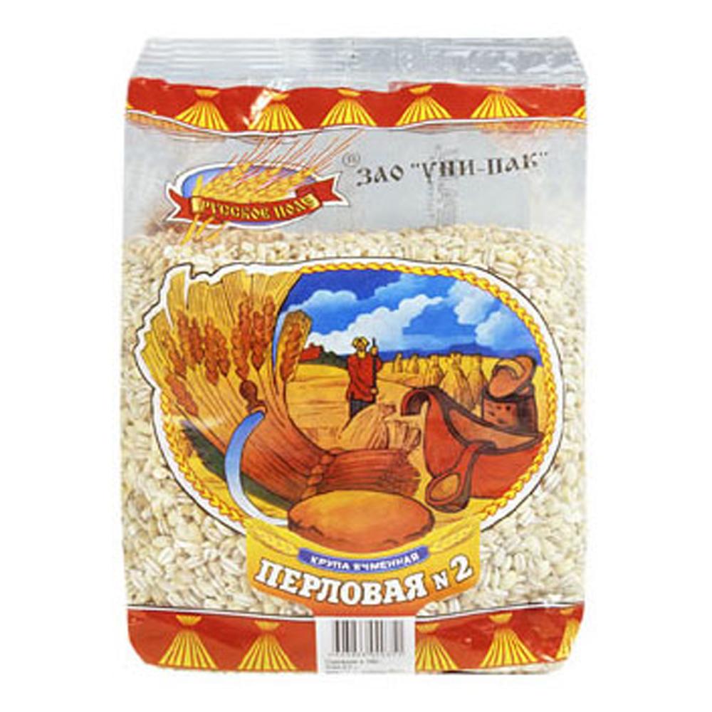 Whole Barley Groats, 800 g