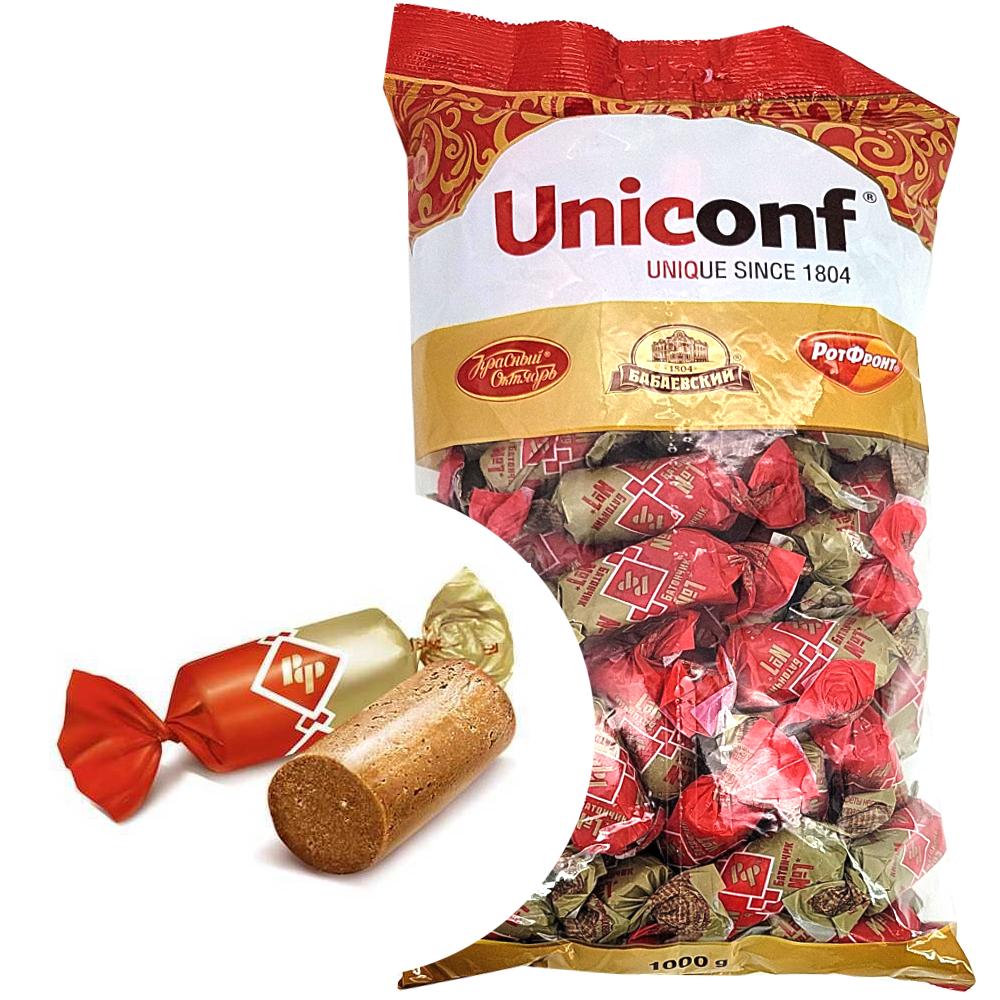 Batonchik Candy, Rot Front, 1 kg/ 2.2 lb