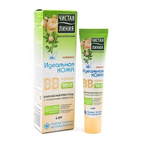 "BB-Cream 10 in 1 ""Ideal skin"" 40ml"