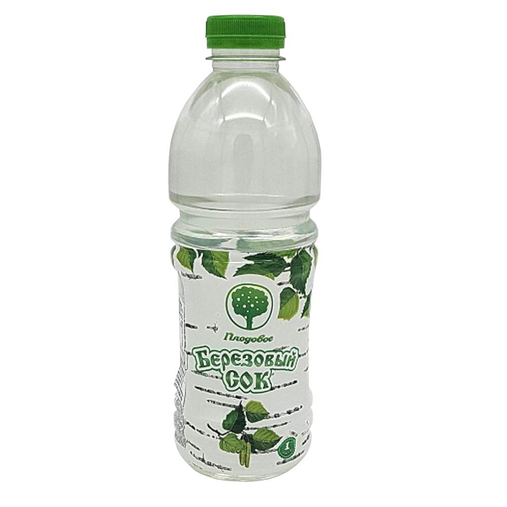 Birch Juice, Plodovoe, 1 liter