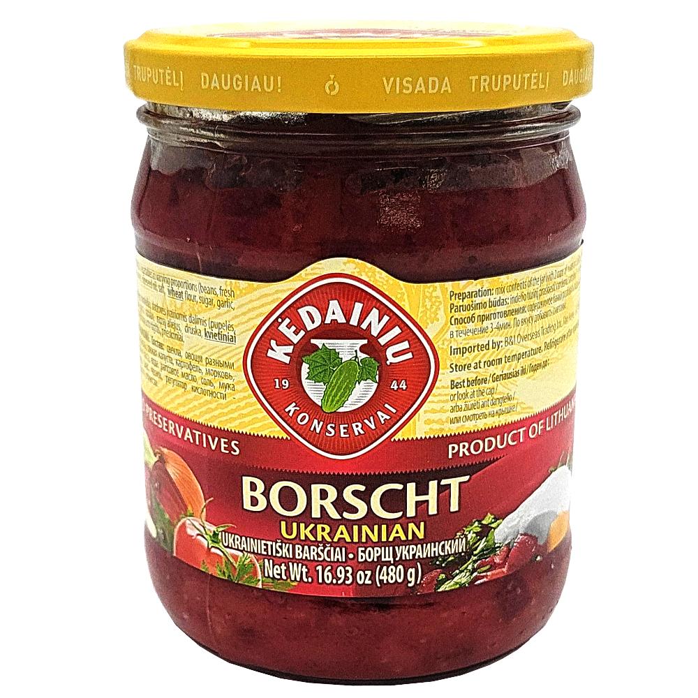 Ukrainian Borscht, 480gr