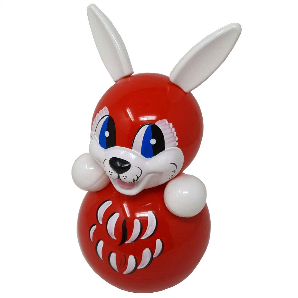 Roly-poly Toy, Bunny 4.7