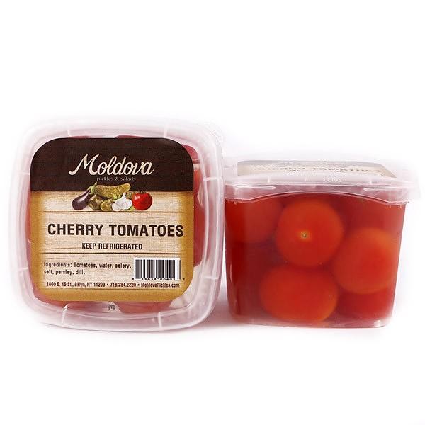 Marinated Cherry Tomatoes, 12 oz / 350 g (Moldova Pickles)