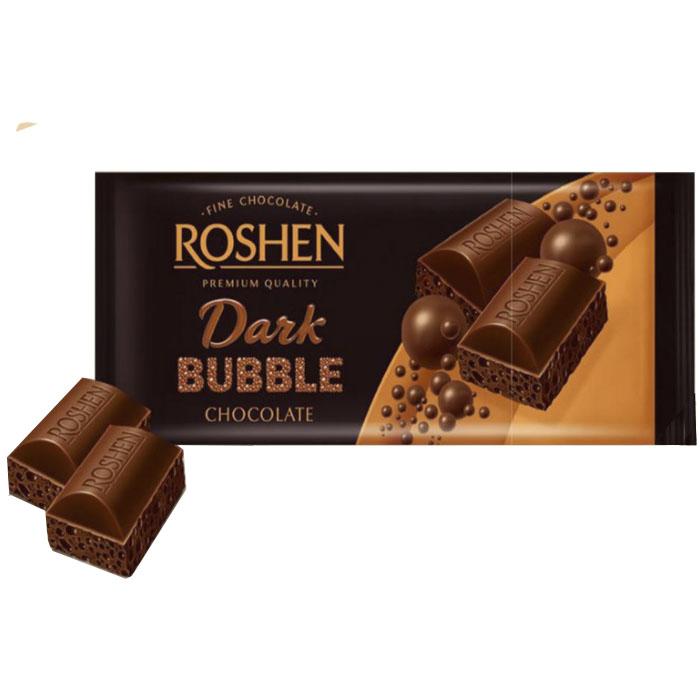 Aerated Dark Chocolate, 0.18 lb/ 80 g