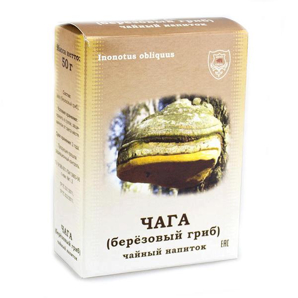 Birch Fungus Chaga, 1.76 oz/ 50 g