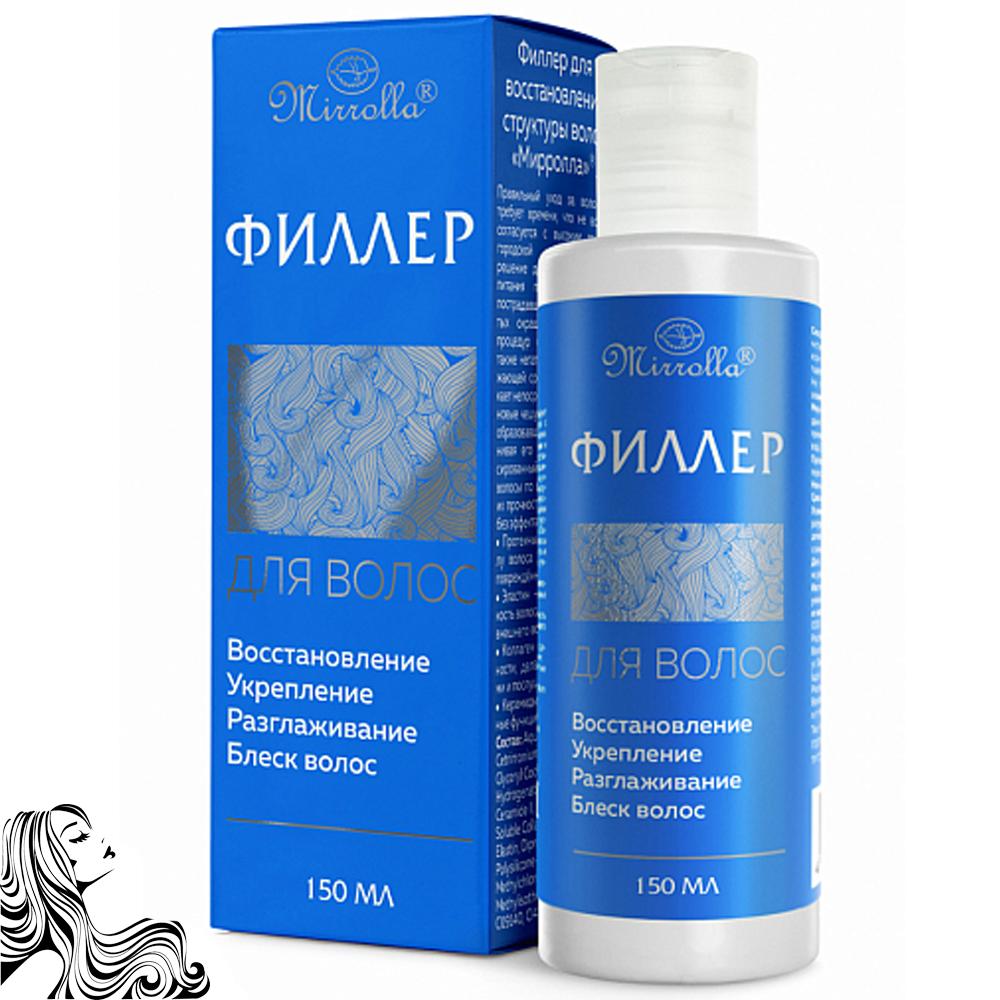 Hair Structure Restoration Filler, Mirrolla, 150 ml/ 5.07 oz
