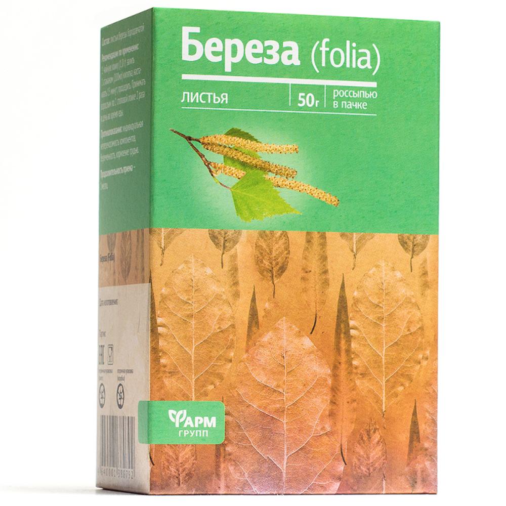 Birch Leaves, 1.76 oz/ 50 g