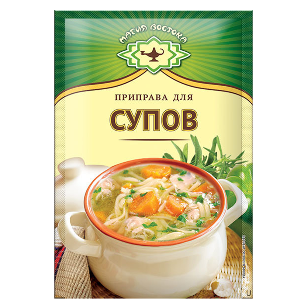 Soup Seasoning 0.53 oz / 15 g