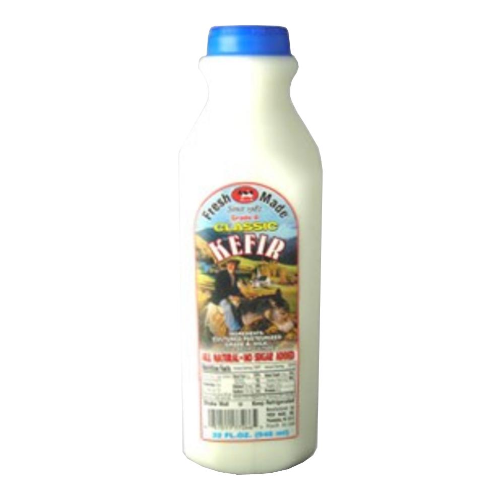 Classic Kefir Fresh Made, 32 oz / 0.94 L