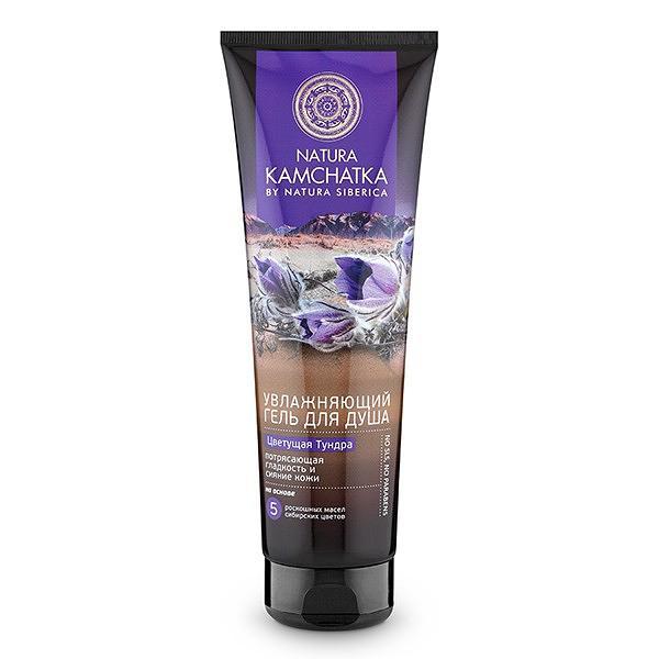 """Moisturizing Shower Gel """"Flowering Tundra"""" 250 ml (Natura Siberica)"""
