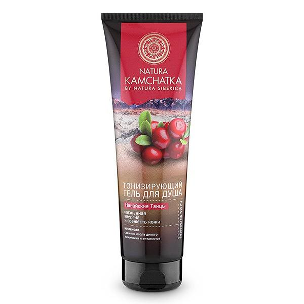 "Toning Shower Gel ""Nanai Dances"", 8.45 fl oz / 250 ml (Natura Siberica)"