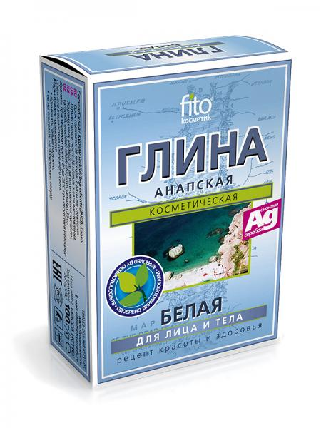 "White Clay ""Anapskaya"", 3.52 oz / 100 g"