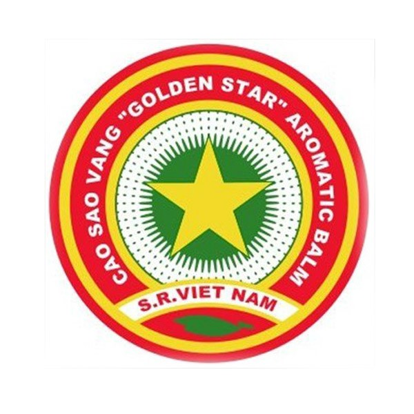 Golden Star Balm, 0.14 oz/ 4 g