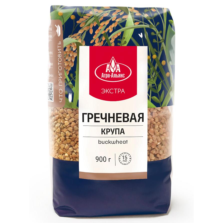 Buckwheat Agro-Alliance Elite Extra, 1.98 lb/ 900 g