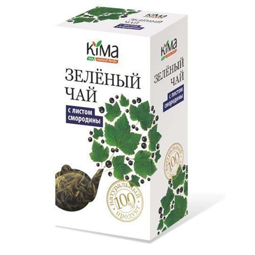 Green Leaf Tea w/ Currant Leaf, KIMA, 75 g/ 0.17 lb