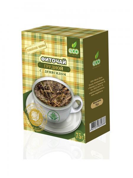 Herbal Pectoral Phyto Tea with Elecampane, 2.64 oz / 75 g