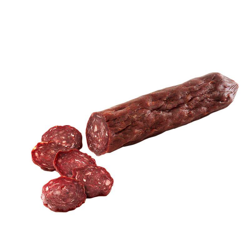 Cold Smoked Dry Salami Gruzinskaya, chunk 0.7 lb / 0.31 kg