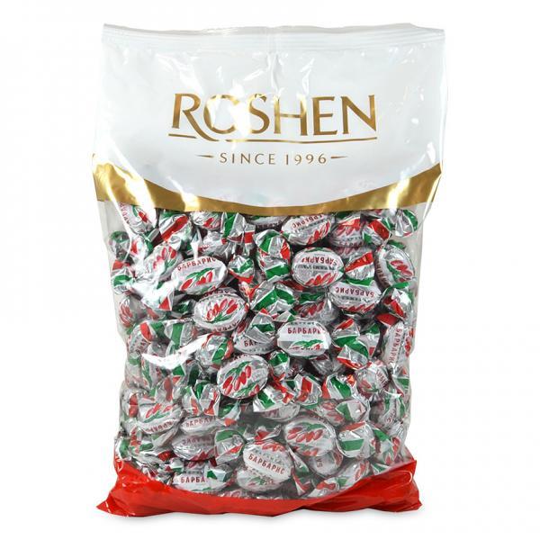 Roshen Gourmet Barbaris Caramel Candy, 2.2 lbs / 1 kg