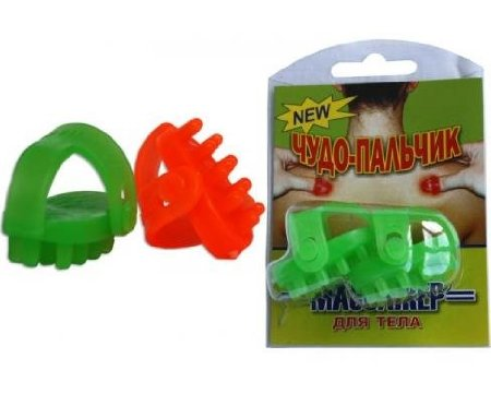 """Massager """"Magic Finger"""" for Full Body Massage, and Stress Relief, 1 Pc"""
