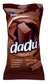 Dadu Chocolate Cheesecake bar 45g